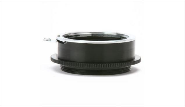 APOGEE NIKON F-MOUNT LENS ADAPTER FOR APOGEE ASCENT CCD CAMERAS