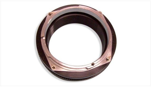 APOGEE CANON FD MOUNT LENS ADAPTER FOR APOGEE ASCENT CCD CAMERAS