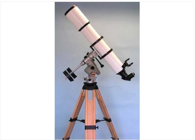 """APM 130F/1200 APO TRIPLET REFRACTOR W/ LW TUBE & 2"""" FEATHER TOUCH FOCUSER"""