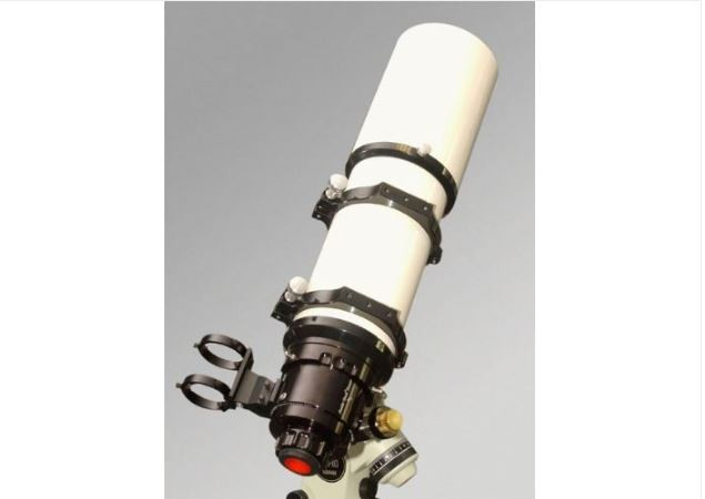 """APM 130F/780 APO TRIPLET REFRACTOR W/ CNC LW II TUBE & 3.5"""" FEATHER TOUCH FOCUSER"""