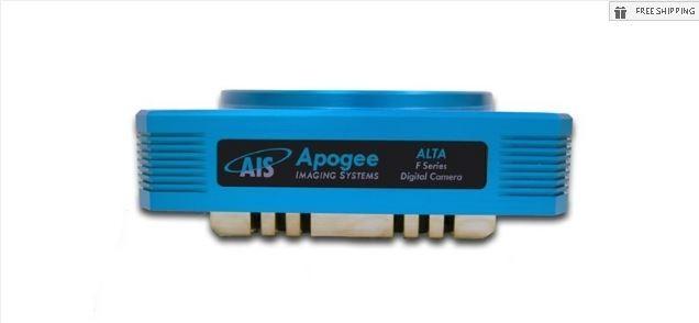 APOGEE ALTA F42-UV GRADE 1 CCD CAMERA