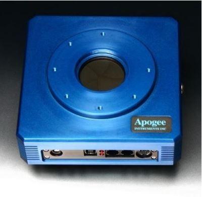 APOGEE ALTA F9000 D07 MONOCHROME CCD CAMERA