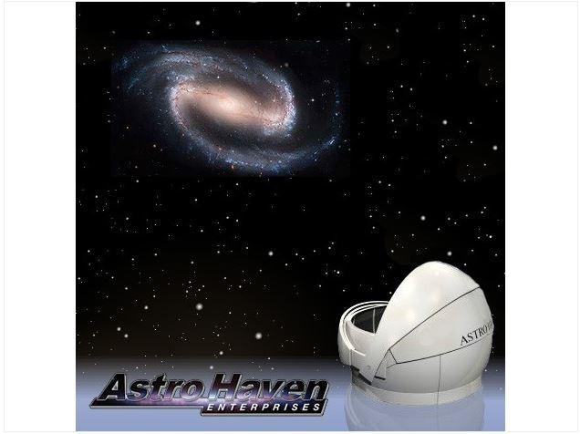 ASTRO HAVEN GEAR BOX MANUAL CRANK