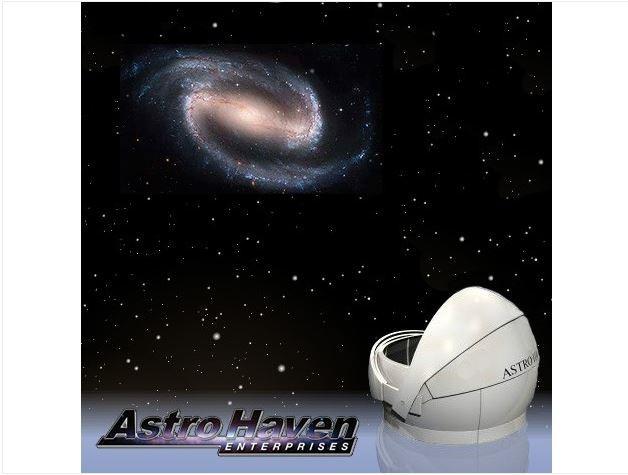 ASTRO HAVEN DOME INTERIOR MOUNTING RAIL