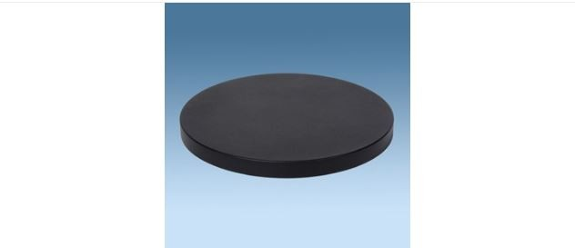 """ASTROZAP 8"""" DEW SHIELD CAP - BLACK"""
