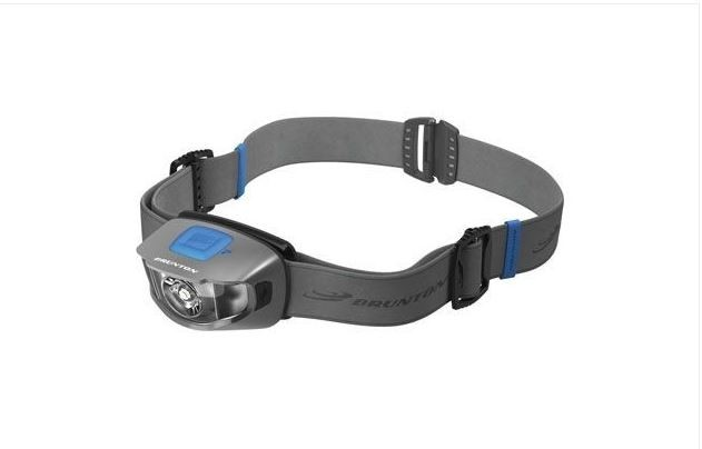 BRUNTON GLACIER 115 USB RECHARGEABLE HEADLAMP