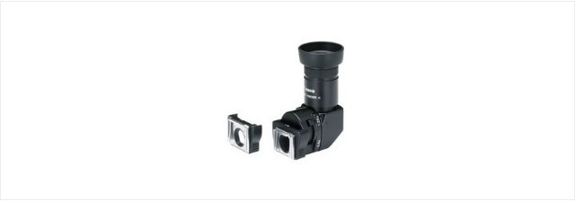 CANON ANGLE FINDER C WITH ADAPTER