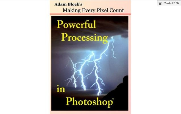 CAELUM POWERFUL PROCESSING IN PHOTOSHOP BY ADAM BLOCK