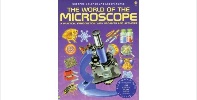 CELESTRON THE WORLD OF THE MICROSCOPE