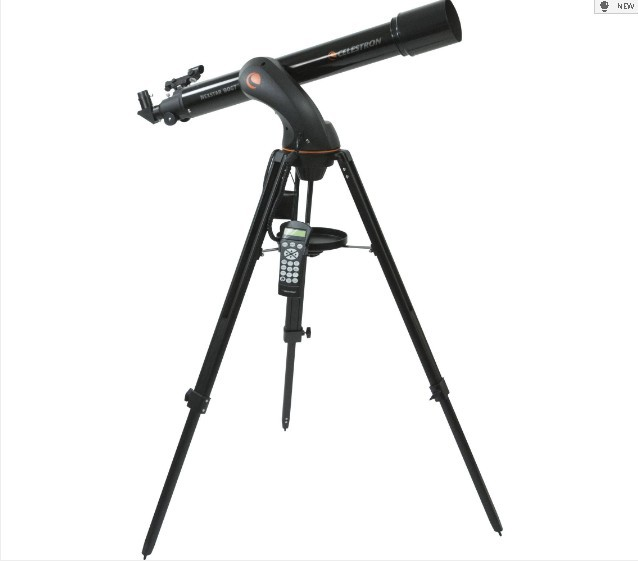 CELESTRON NEXSTAR 90GT TELESCOPE- 90MM F/10.1 OTA WITH COMPUTERIZED MOUNT
