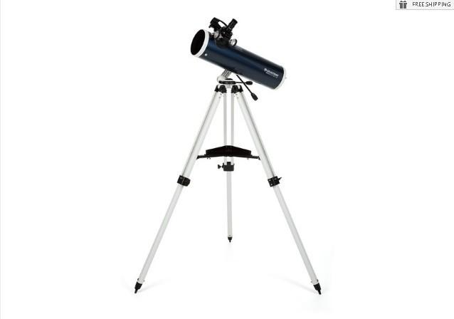 CELESTRON OMNI XLT 130MM AZ NEWTONIAN TELESCOPE