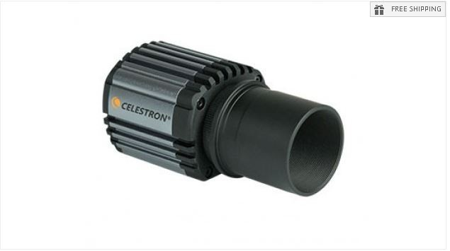 CELESTRON SKYRIS 618 CCD CAMERA - COLOR
