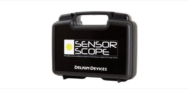 DELKIN SENSORSCOPE 3 CLEANING SYSTEM FOR DIGITAL SENSORS