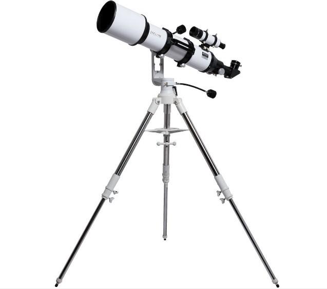 EXPLORE SCIENTIFIC 127 F/6.5 DOUBLET REFRACTOR TELESCOPE W/ TWILIGHT 1 ALT-AZ MOUNT