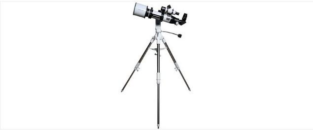 EXPLORE SCIENTIFIC 102MM F/6.5 DOUBLET REFRACTOR W/ TWILIGHT I ALT-AZ MOUNT