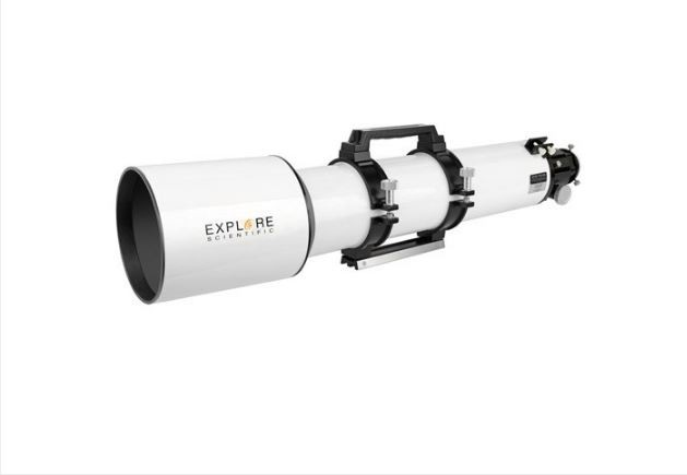 "EXPLORE SCIENTIFIC 127MM FCD100 F/7.5 ED APO TRIPLET REFRACTOR W/ 3"" FT FOCUSER"