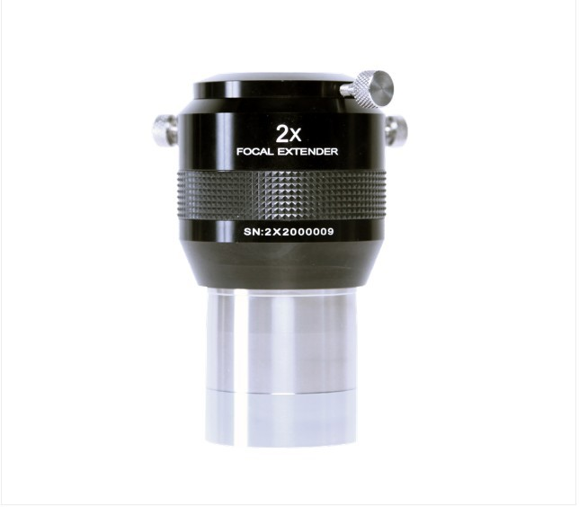 EXPLORE SCIENTIFIC 2X FOCAL EXTENDER - 2""