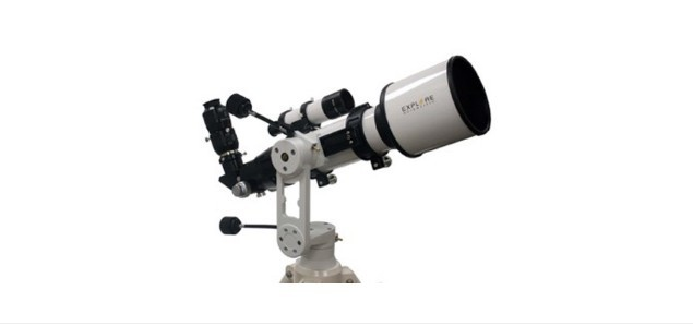 EXPLORE SCIENTIFIC AR102 F/6.5 DOUBLET REFRACTOR W/ TWILIGHT I MOUNT