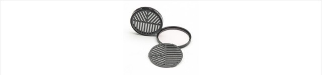 FARPOINT UNMOUNTED BAHTINOV MASK FOR 72MM CAMERA FILTER