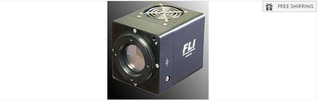 FLI MICROLINE ML4022 MONOCHROME CCD CAMERA - NO MECHANICAL SHUTTER