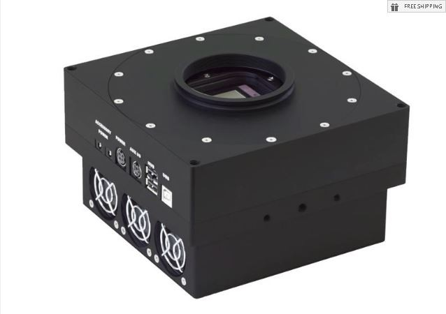 FLI PROLINE 16000M GRADE 2 MONOCHROME CCD CAMERA - NO MECHANICAL SHUTTER
