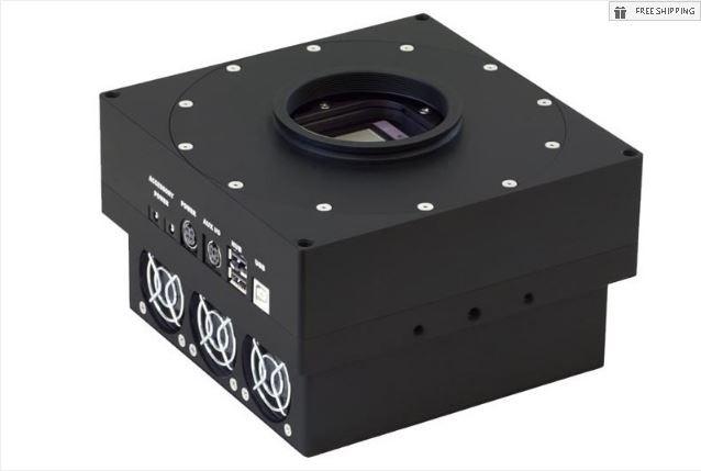 FLI PROLINE PL4240 GRADE 1 CCD CAMERA - MIDBAND WITH 63.5MM SHUTTER