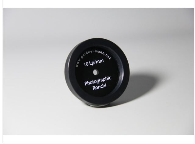 GERD NEUMANN JR. PHOTOGRAPHIC 10LP/MM EYEPIECE