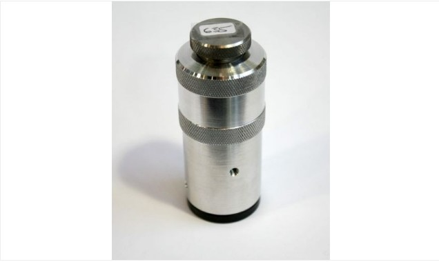 """HOWIE GLATTER SINGLE RED BEAM 1.25"""" LASER COLLIMATOR - 635NM"""