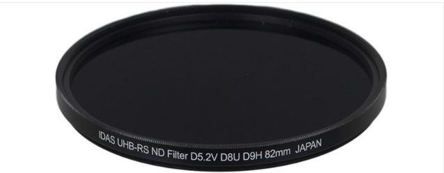 IDAS-SOLAR FILTER-OPTICAL DENSITY 5.2, 82MM-VISUAL/IMAGING