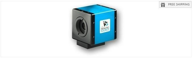 IMAGING SOURCE IS-2C FIREWIRE COLOR CCD CAMERA