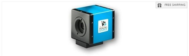 IMAGING SOURCE IS-1C FIREWIRE COLOR CCD CAMERA