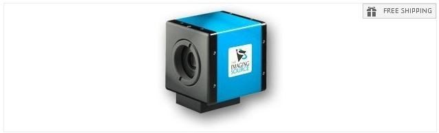 IMAGING SOURCE IS-1CI FIREWIRE COLOR CCD CAMERA - NO IR CUT
