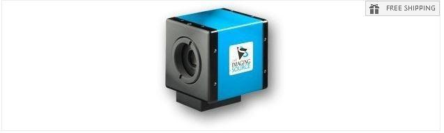 IMAGING SOURCE IS-2MU USB MONOCHROME CCD CAMERA