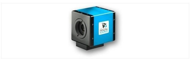 IMAGING SOURCE IS-618CU USB COLOR CCD CAMERA