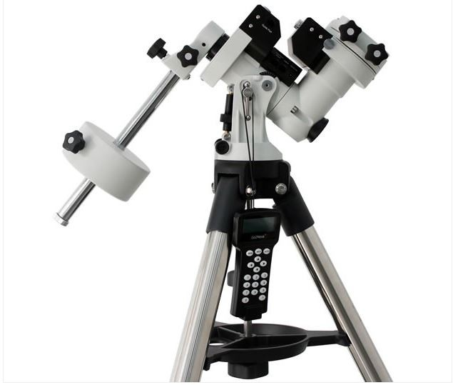 IOPTRON ZEQ25 COMPUTERIZED EQUATORIAL MOUNT WITH POLAR SCOPE