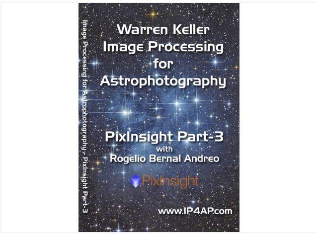 KELLER/ ANDREO PIXINSIGHT PART 3 - DVD TUTORIAL VIDEO