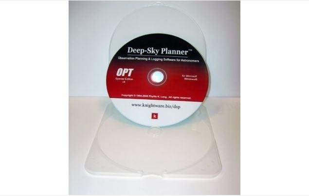 KNIGHTWARE DEEP-SKY PLANNER - OPT SPECIAL EDITION