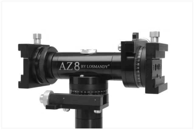 LOSMANDY AZ8 ALT-AZ DUAL TELESCOPE MOUNT