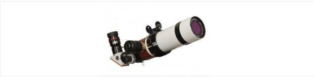 "LUNT SOLAR 60MM H-ALPHA DOUBLE STACK TELESCOPE - B1200 - 2"" CRAYFORD FOCUSER"