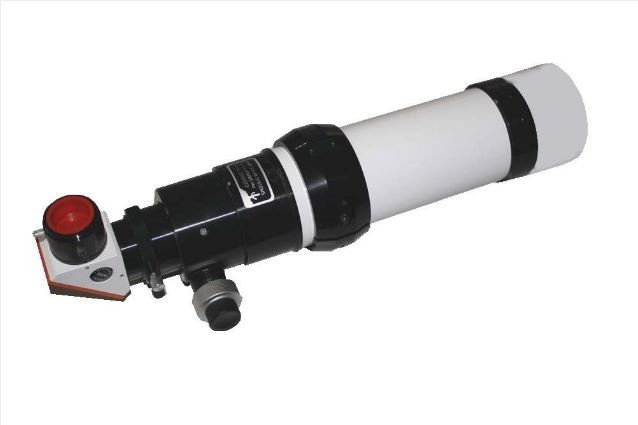 """LUNT SOLAR 60MM H-ALPHA TELESCOPE DOUBLE STACK - B600 PRESSURE TUNER W/ 2"""" FEATHERTOUCH FOCUSER"""