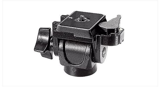 MANFROTTO 234RC MONOPOD SWIVEL HEAD W/ QUICK RELEASE PLATE