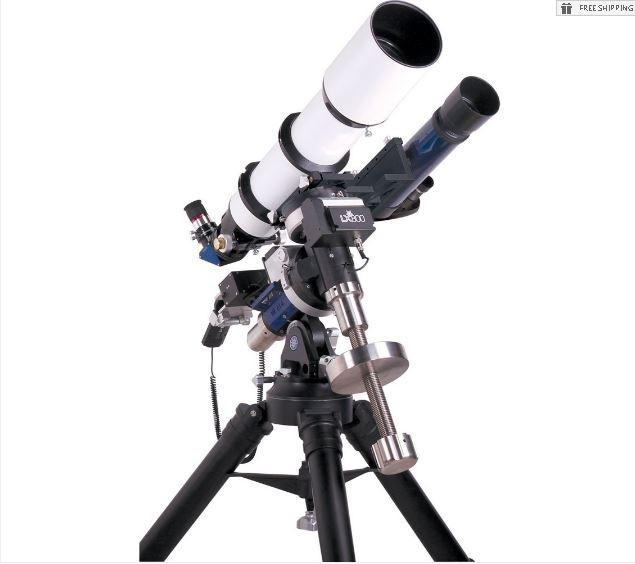 MEADE 130MM ED APO LX850 TELESCOPE