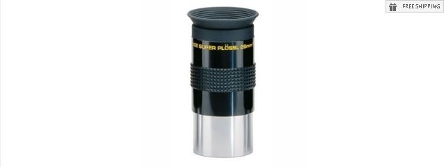MEADE 26MM SERIES 4000 SUPER PLOSSL EYEPIECE - 1.25""