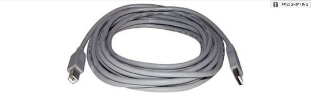 MEADE INSTRUMENTS 15' 2.0 HIGH SPEED USB CABLE FOR DSI & LPI