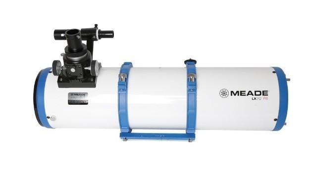 Newtonian teleskop tecnica