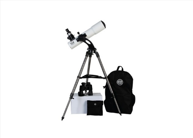 EXPLORE SCIENTIFIC BRESSER COMET EDITION 102MM TELESCOPE SET