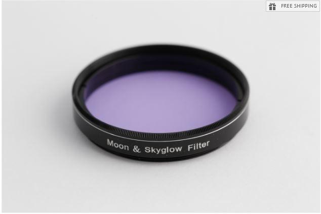 "FUTURE OPTICS MOON & SKYGLOW FILTER - 2"""