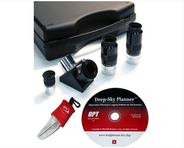 """OPT GOLD ACCESSORY KIT WITH 2"""" DIAGONAL"""