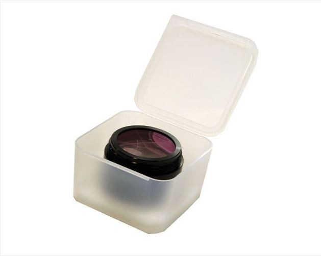 OPT PLASTIC CASE FOR FOCAL REDUCERS & REAR CELL FILTERS