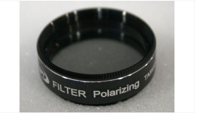 TPO POLARIZING FILTER & CASE - 1.25""